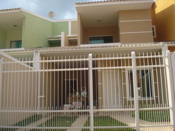 Linda Casa Duplex No Jardim Belvedere Em V. Redonda.