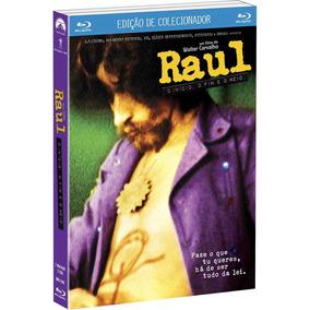 Blu Ray 2 Cds Raul Seixas: O Início, O Fim, O Meio Edição