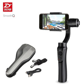 Zhiyun Smooth Q 3-eixo Estabilizador Gimbal Para Celular