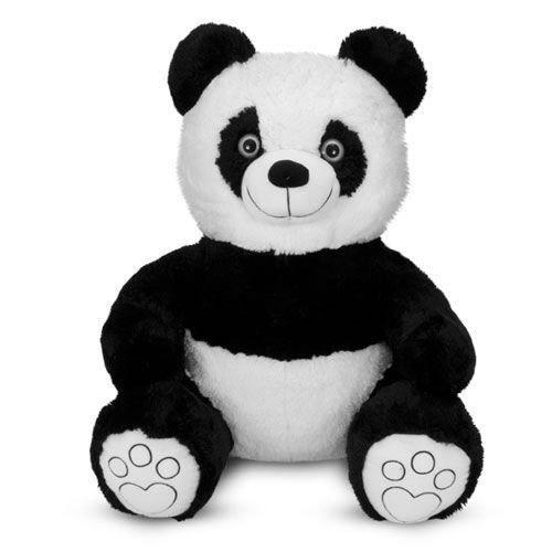 Pelucia Panda Grande Cortex Novo