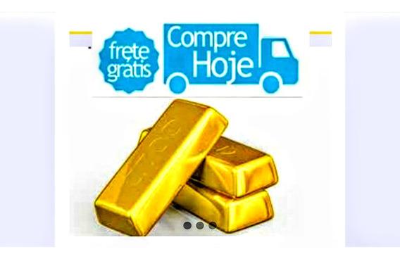 4 Gramas De Ouro 750k