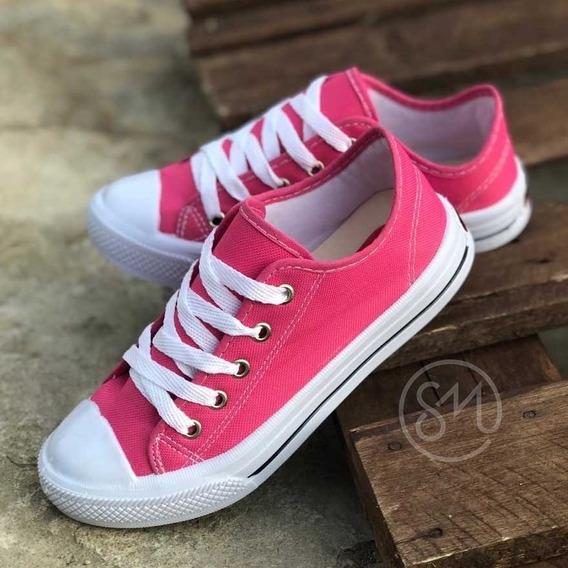 Tênis Blitzz Star Pink Tecido