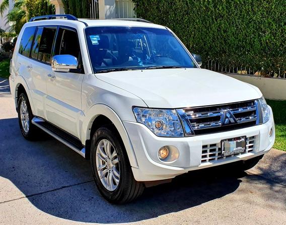 Excelente Mitsubishi Montero 4x4 Limited 2013 1 Dueño