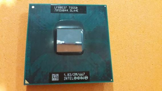 Processador Intel Core 2 Duo T5550 Lf80537