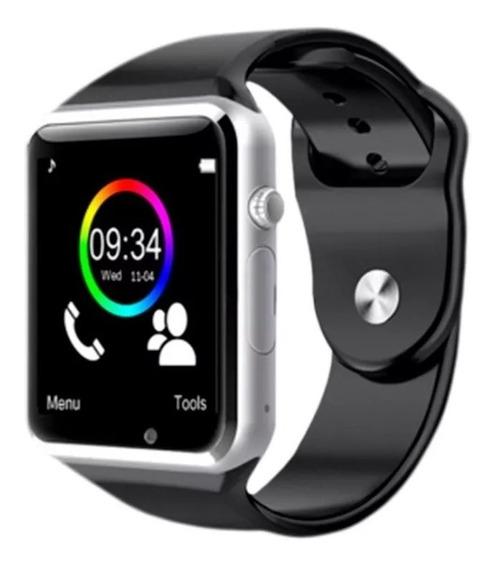 Smartwatch Celular Reloj Touch Bluetooth Necnon C-3t Colores