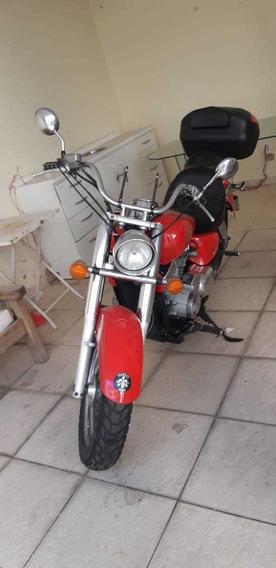 Honda Shadow 750 - Linda Em Perfeito Estado (meu Xodó)