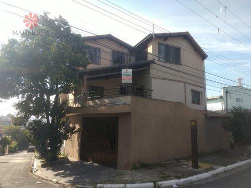 Imagem 1 de 15 de Casa Sobrado Em Parque Guarani  -  São Paulo - 1154