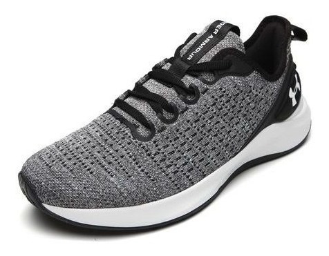 Tênis Under Armour Charged Prospect Cinza/preto