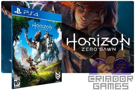 Horizon Zero Dawn Ps4 Digital Psn Vitalício Português