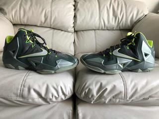 Tenis Nike Lebron James X1 Dunkman Del 29.5mx