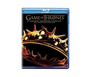 Blu-ray Game Of Thrones Segunda Temporada Nuevo Cerrado Sm
