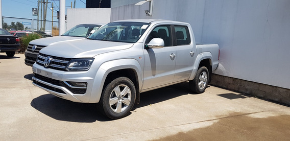 Volkswagen Amarok 2.0 180cv 4x4 At Anticipo Y Cta 1900000 Al