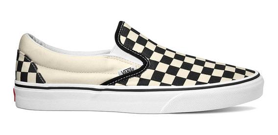 Zapatilla Vans Slip-on Checkerboard Hombre