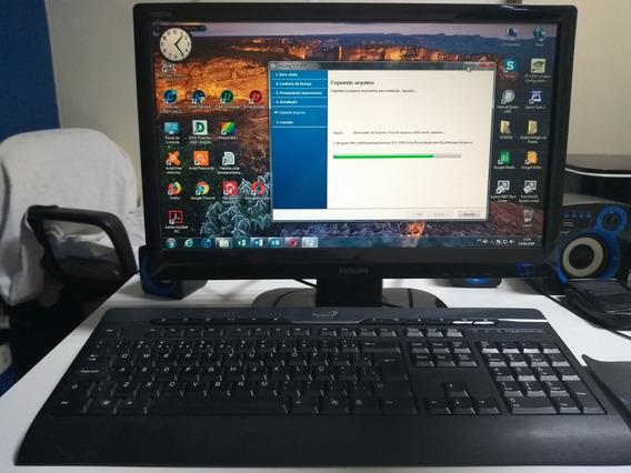 Computador Quadcore Intel Core 2 Quad Q8300, 2500 Mhz
