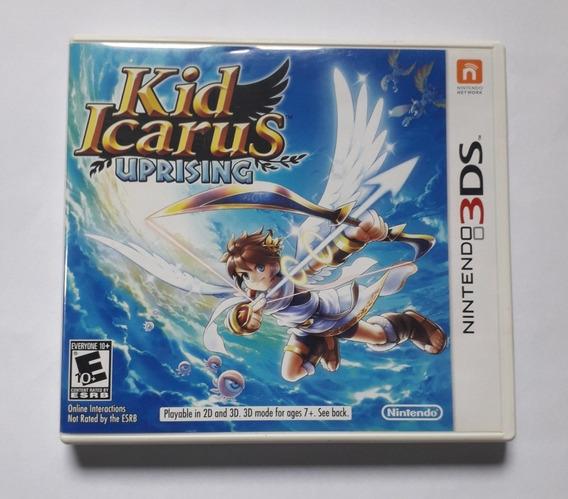Kid Icarus Uprising Original Americano Nintendo 3ds
