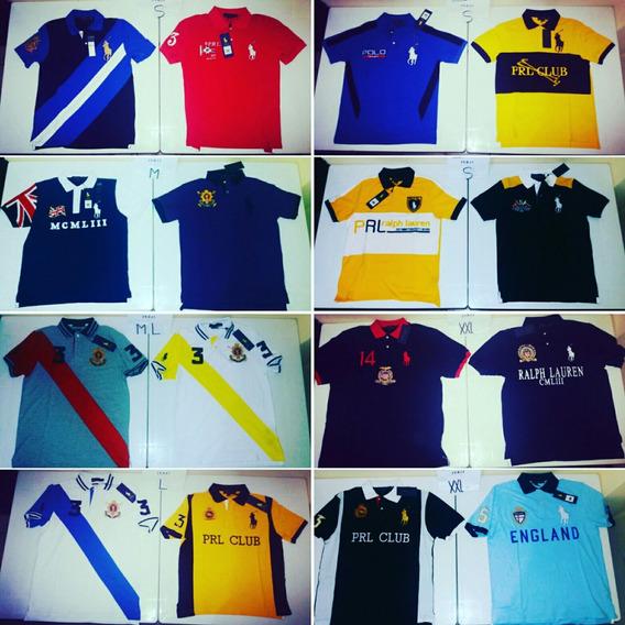 Camisetas Polo Ralph Lauren De Coleccion 2017 Originales