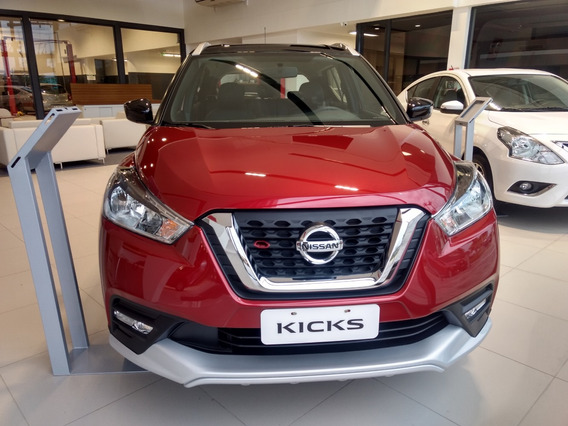 Nissan Kicks Advance Cvt Ucl Edicion Limitada