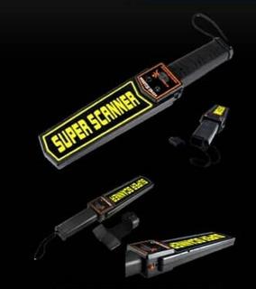 Detector De Metales Portatoles Y Tipo Arco