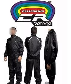 Capa De Chuva Nylon California Racing