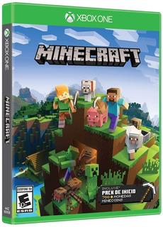 ..:: Minecraft Starter Pack ::.. Para Xbox One En Game Cente