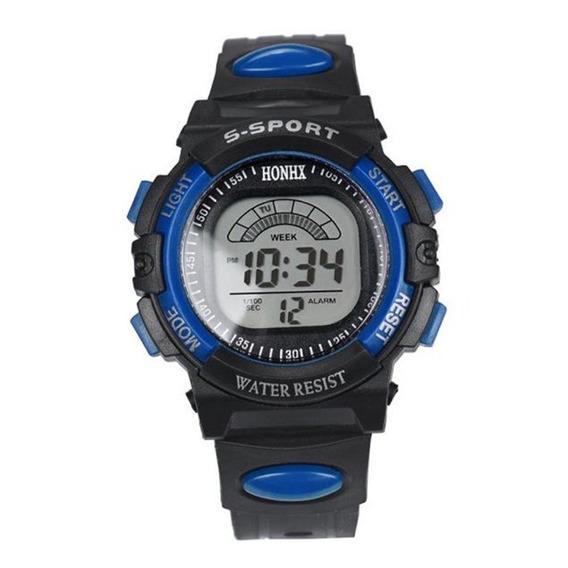 Relógio Masculino Esportivo Led Digital