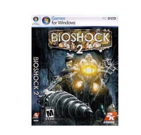 Bioshock 2 Para Pc Original Lacrado Mídia Física A6577