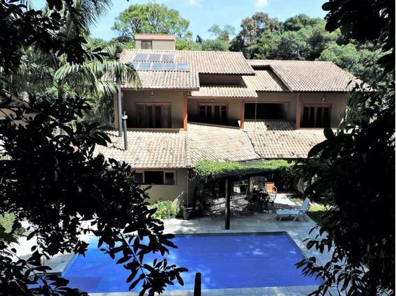 Casa Com 4 Dormitórios À Venda, 443 M² Por R$ 2.000.000 - Altos De São Fernando - Jandira/sp - Ca0254