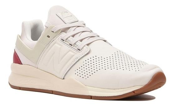 Tenis New Balance247 V2 Flavors Pack Couro.original Na Caixa