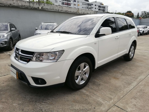 Dodge Journey Se At 5 Puestos