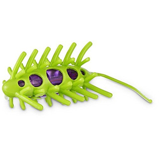 Leaps Y Bounds Wiggle Bug Cat Toy Green