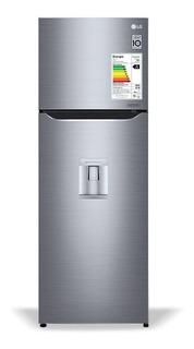 Heladera Silver Con Freezer 312l LG Gt32wpp