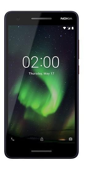 Nokia 2.1 8 Gb Azul 12 Cuotas - Prophone