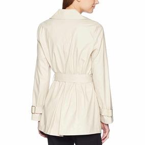 Abrigo Para Dama Calvin Klein Color Beige