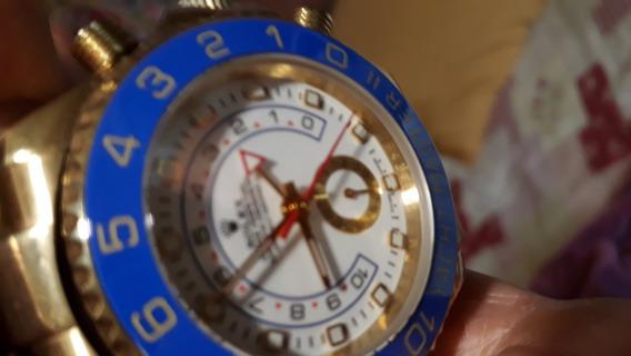 Relógio Rolex Yacht Master Ii Automático A Prova D