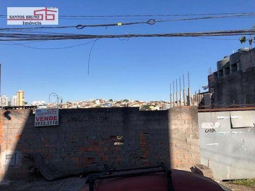 Imagem 1 de 2 de Terreno À Venda, 409 M² Por R$ 410.000,00 - Freguesia Do Ó - São Paulo/sp - Te0231