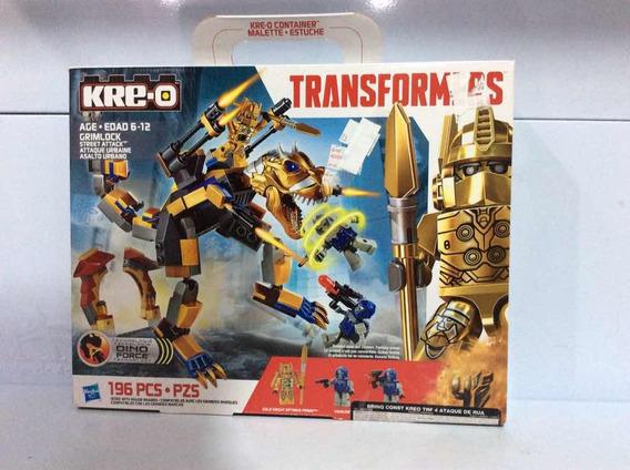 Transformers Kre-o Assalto Urbano 196 Pcs Ref A6955