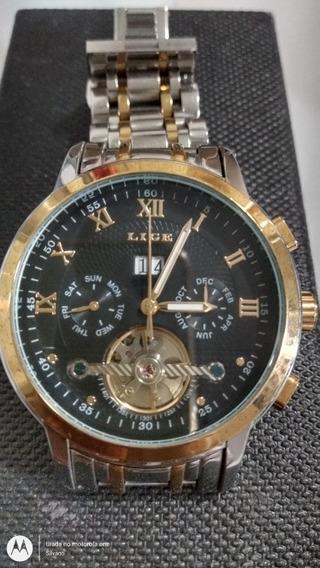 Relógio Social Lige Modelo L9841. Original