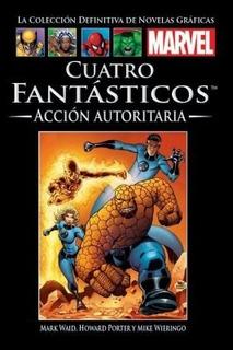 Marvel Salvat Vol.41 - Los Cuatro Fantásticos: Acción Autori