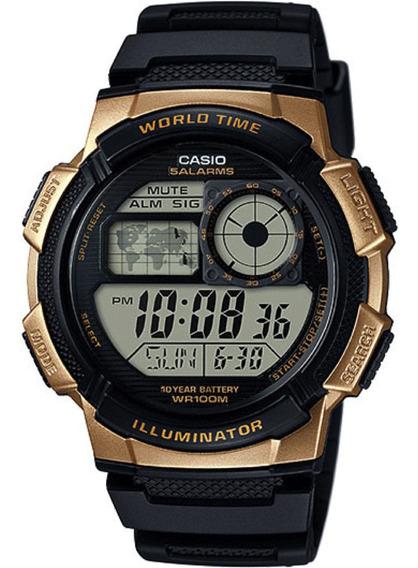 Casio Caballero Ae-1000w-1a3vcf