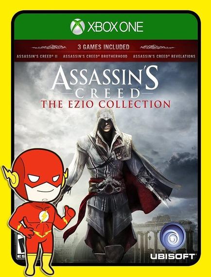 Assassins Creed Ezio Collection Xbox One - 25 Dígitos (envio Flash)
