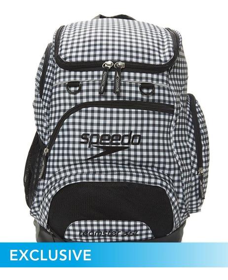 Speedo 35l Mochila Teamster Backpack Natacion Colores Nuevos