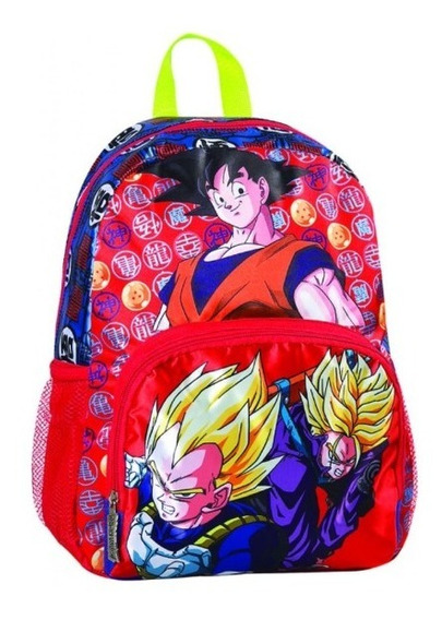 Mochila Espalda Escolar Dragon Ball 14