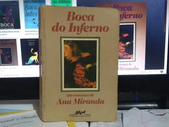 Boca Do Inferno Ana Miranda