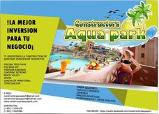 Constructora Aqua Park Te Ofrece La Construcción De Tobogane