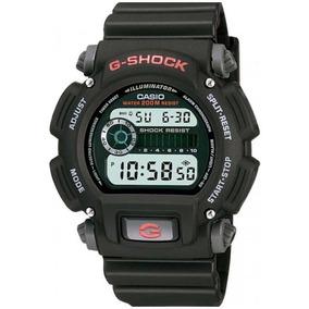 Relógio Casio G-shock Masculino Dw-9052-1vdr C Garantia E Nf
