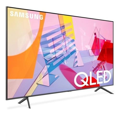 Imagen 1 de 1 de Samsung Q60t 82  Class Hdr 4k Uhd Smart Qled Tv