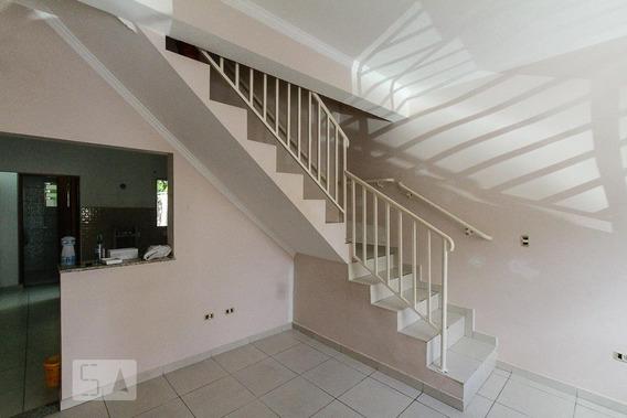 Casa Para Aluguel - Mooca, 3 Quartos, 100 - 893051983