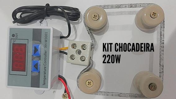 2 Kit Acessorios Para Pinteiro 220v E Conector E Roldania