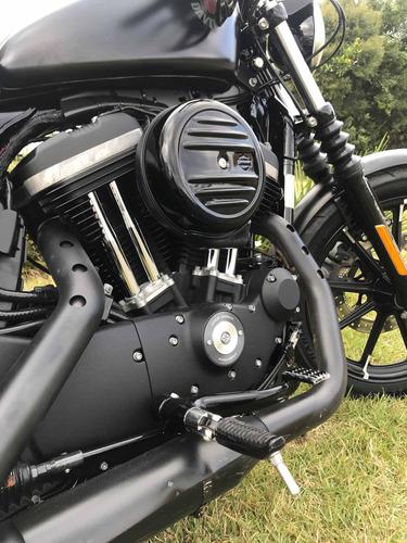Imagem 1 de 12 de Harley Davidson 883 Iron