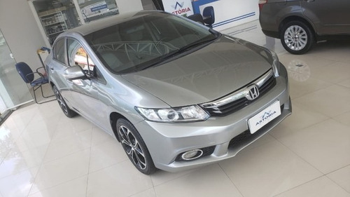 Imagem 1 de 4 de Honda Civic 2014 2.0 Lxr Flex Aut. 4p
